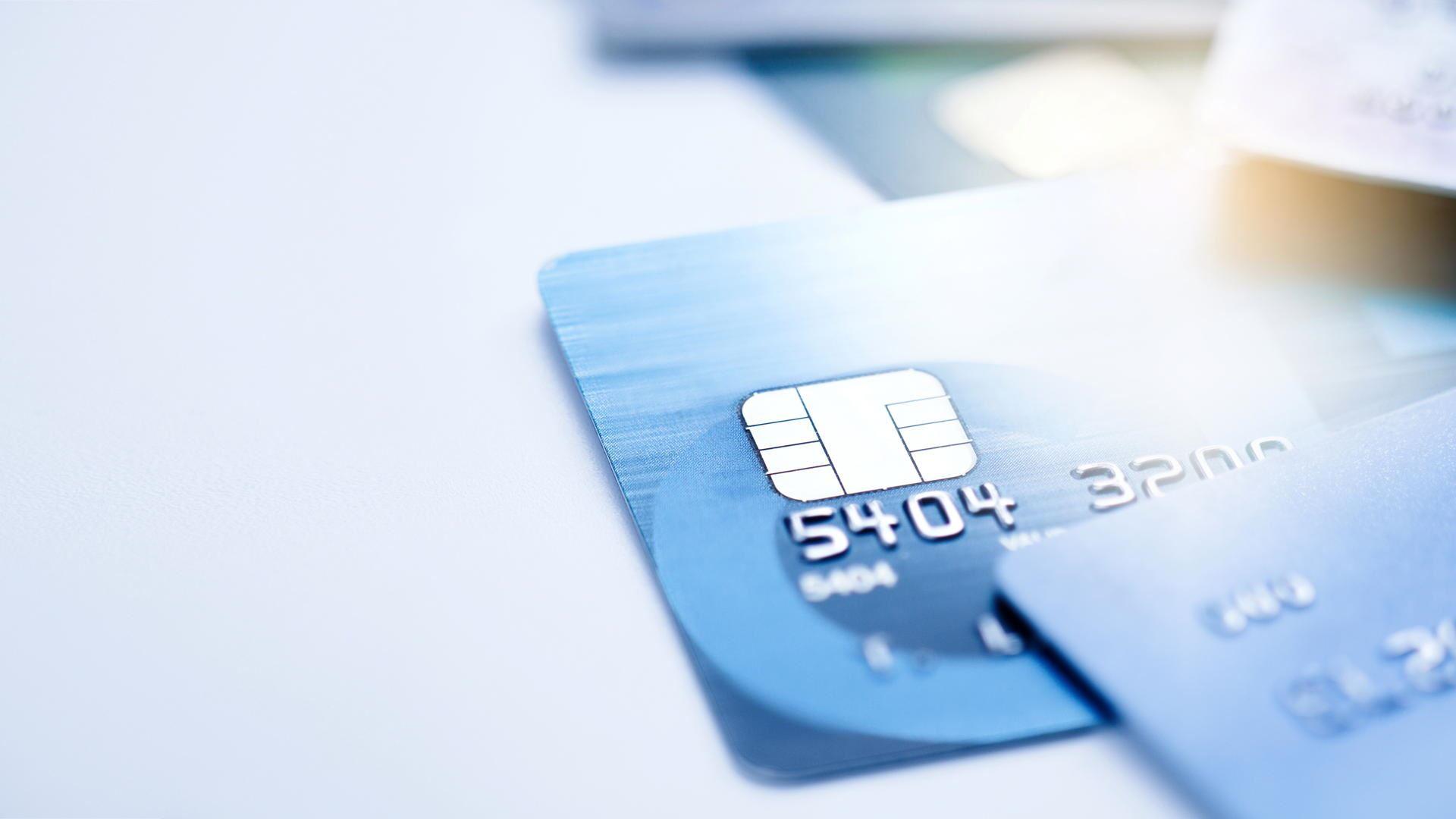 גיוס אשראי לעסקים קטנים - תמונה של כרטיס אשראי